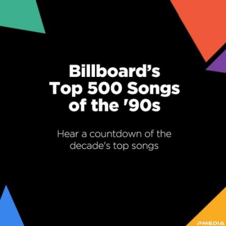 Billboard's Top 500 Songs of the '90s (2021)